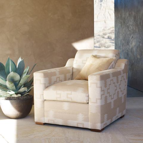 Ralph Lauren by EJ Victor - Raymond Club Chair - 826-03