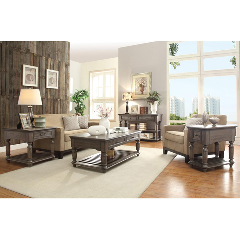 Riverside Furniture - Console Table - 15815