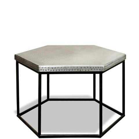 Riverside Furniture - Hexagon Coffee Table - 19202