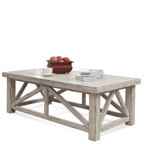 Riverside Furniture - Coffee Table - 21202