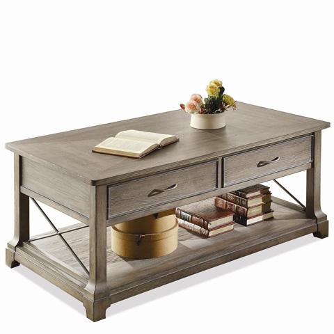 Riverside Furniture - Rectangular Coffee Table - 50701