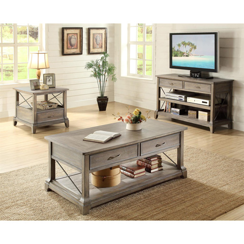 Riverside Furniture - Console Table - 50716