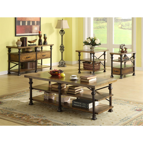 Riverside Furniture - Console Table - 5615