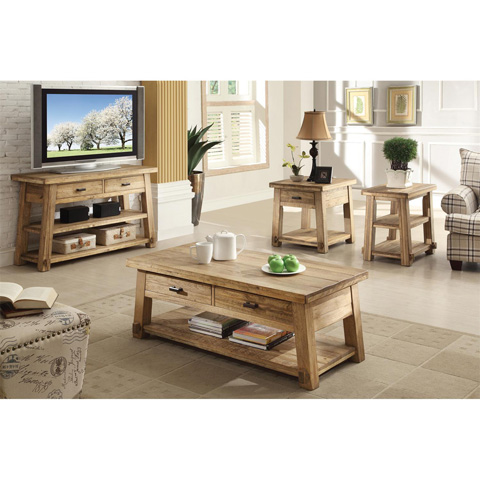 Riverside Furniture - Chairside Table - 60712