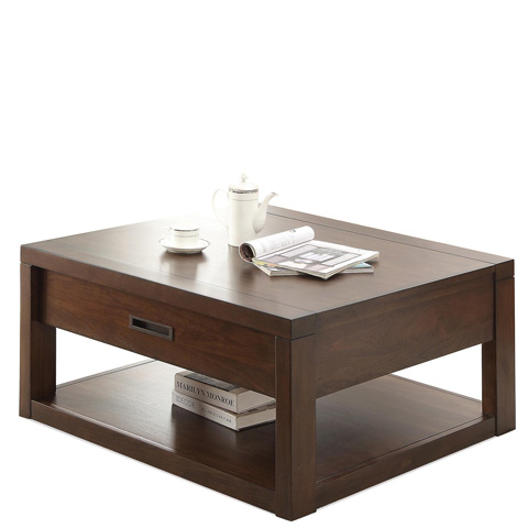 Riverside Furniture - Square Coffee Table - 75803