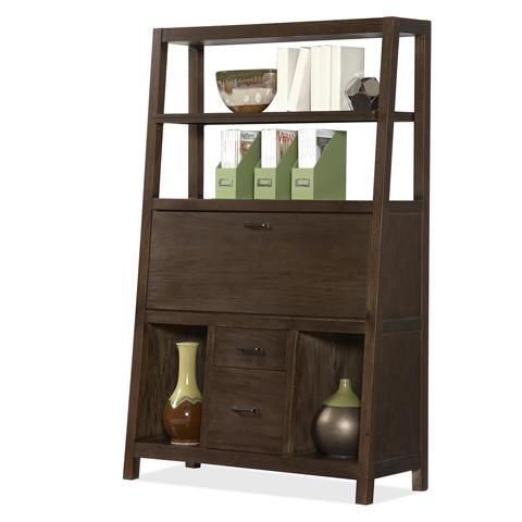 Riverside Furniture - Canted Computer Desk - 84530
