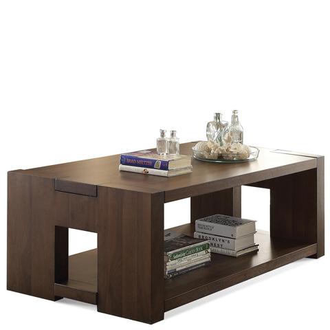 Riverside Furniture - Rectangular Coffee Table - 98802