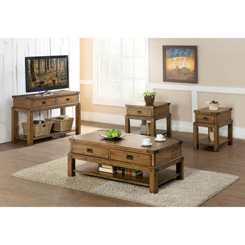 Riverside Furniture - Console Table - 16115