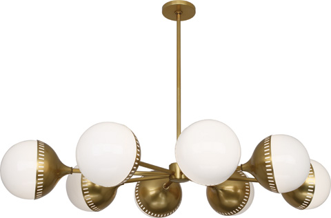 Robert Abbey, Inc., - Jonathan Adler Rio Chandelier - 790
