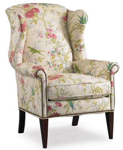 Sam Moore - Remington Wing Chair - 2105