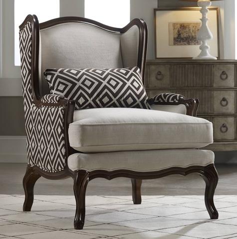 Sam Moore - Kelsea Wing Chair - 2504