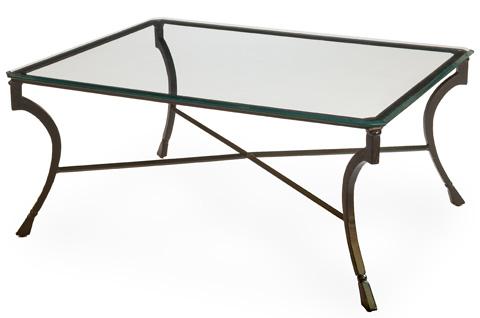 Sarreid Ltd. - Camargues Coffee Table - 26372