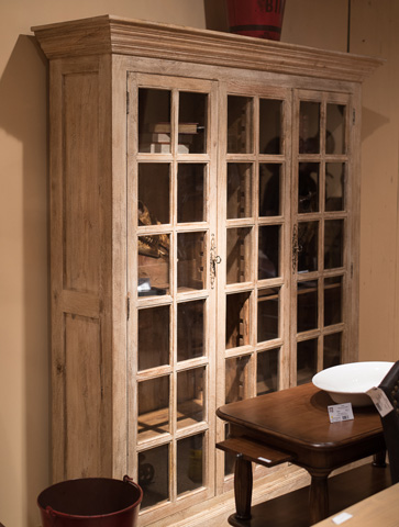 Sarreid Ltd. - Walnut Canyon Bookcase - 28374