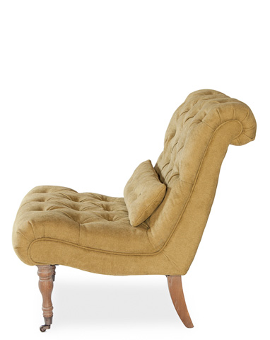 Sarreid Ltd. - Boudoir Chair - 29631