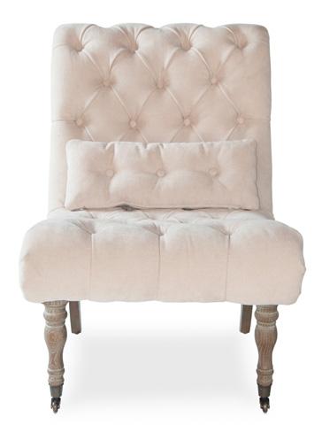 Sarreid Ltd. - Boudoir Chair - 29633