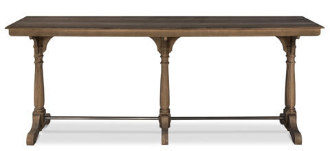 Sarreid Ltd. - Tri Columned Console - 29673