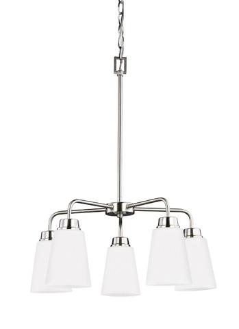 Sea Gull Lighting - Five Light Chandelier - 3115205-962