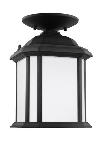 Sea Gull Lighting - One Light Outdoor Semi-Flush Convertible Pendant - 60529-12