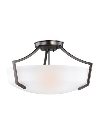 Sea Gull Lighting - Three Light Ceiling Convertible Pendant - 7724503-710