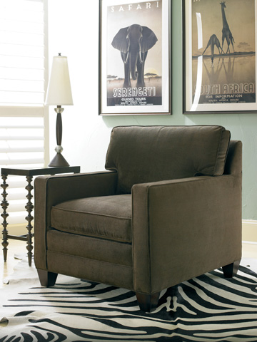 Sherrill Furniture Company - Lounge Chair - 1448-1