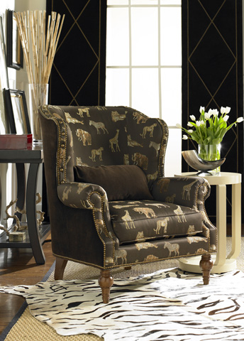 Sherrill Furniture Company - Wing Chair - 1604