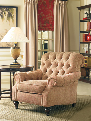 Sherrill Furniture Company - Lounge Chair - 1809