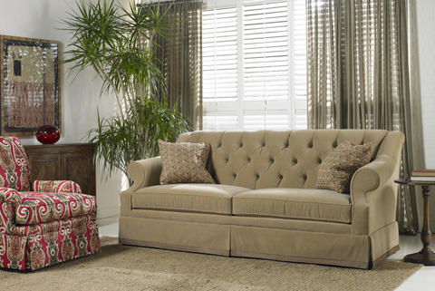 Sherrill Furniture Company - Sofa - 2124