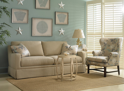 Sherrill Furniture Company - Sofa - 3998-3