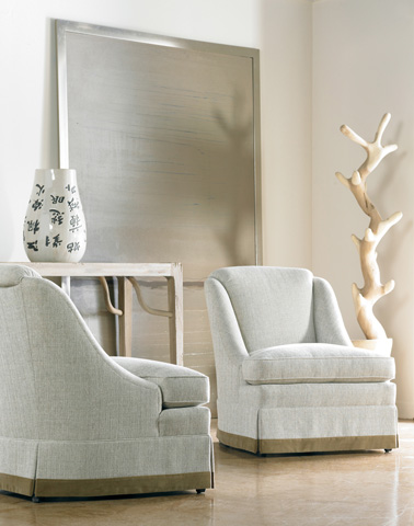 Sherrill Furniture Company - Armless Chair - DC7