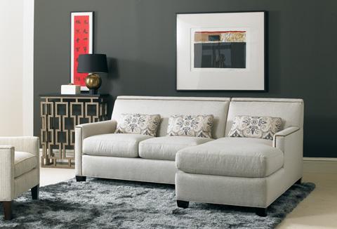 Sherrill Furniture Company - Sectional - 3285-LA2/3298-RA1
