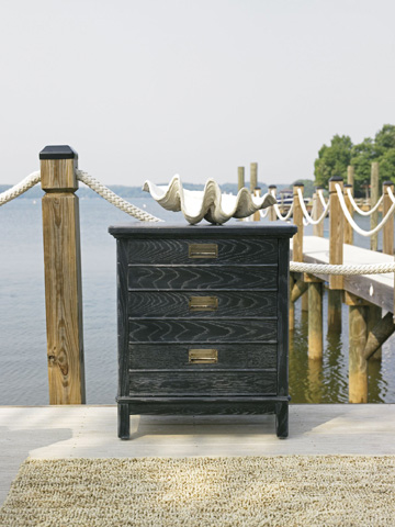 Stanley - Coastal Living - Cape Comber Chairside Chest - 062-C5-15