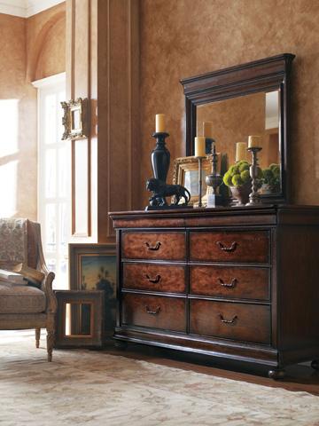 Stanley - Portfolio - Six Drawer Dresser - 058-13-05