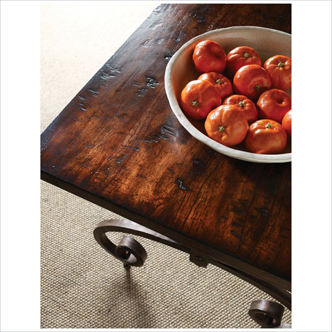 Stanley Furniture - Conquistador Bench Cocktail Table - 971-15-01