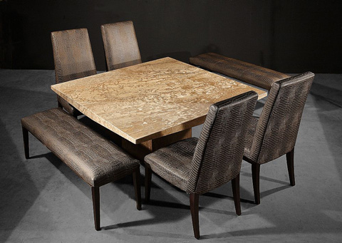 Stone International - Dining Side Chair - 0607/S