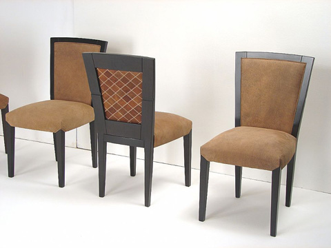 Stone International - Dining Side Chair - 0711/S