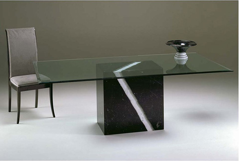Stone International - Dining Table - 7503