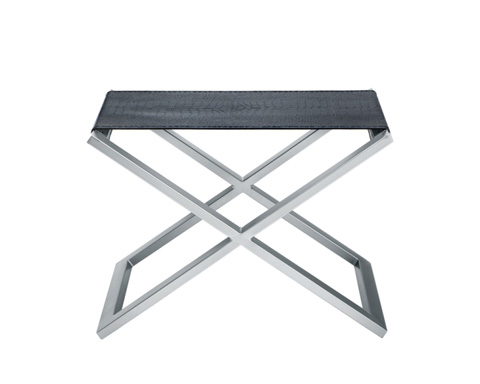 Sunpan Modern Home - Acadia Crocodile Bench - 26822