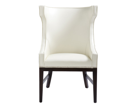 Sunpan Modern Home - Kashmir Leather Chair - 30406