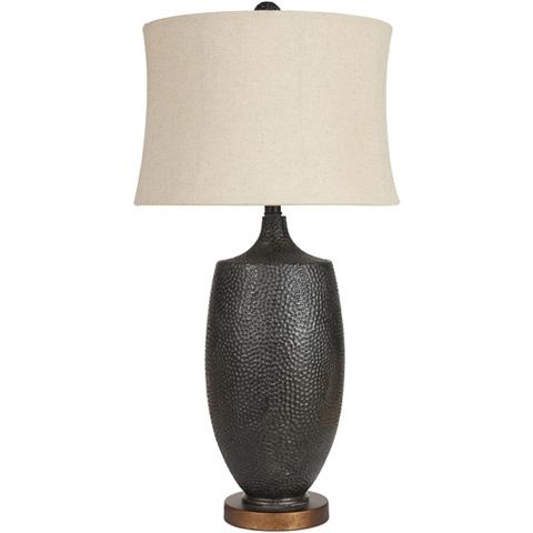 Surya - Black Table Lamp - LMP-1025