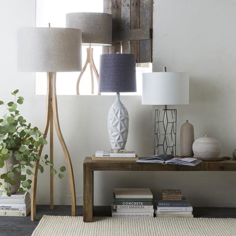 Surya - Duxbury Floor Lamp - DXB773-FLR