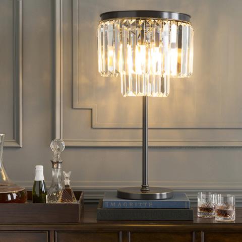 Surya - Luana Table Lamp - LAA100-TBL
