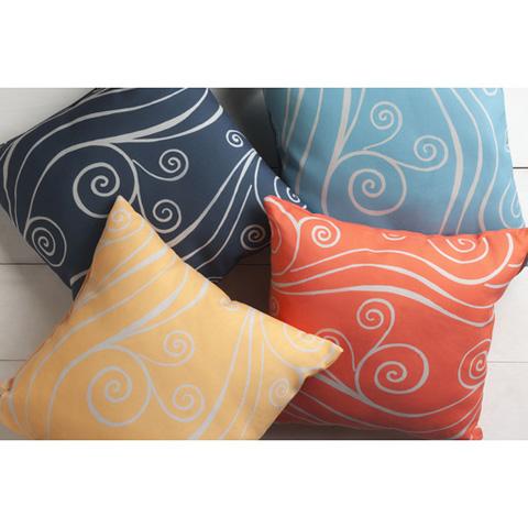 Surya - Rain Throw Pillow - RG040-1818
