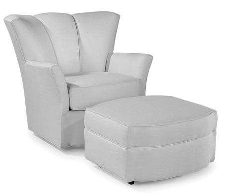 Swaim Kaleidoscope - Tally Swivel Chair - K5095 SWC39