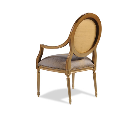 Taylor King Fine Furniture - Moncler Chair - 1419-01