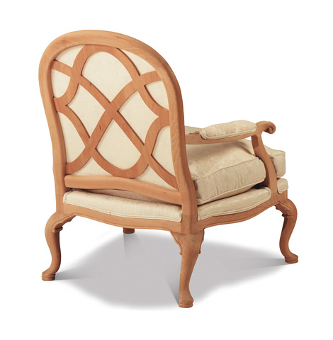 Taylor King Fine Furniture - Chateau Chair - 76