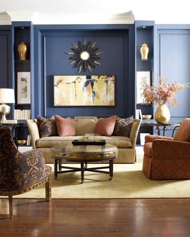Taylor King Fine Furniture - Setai Sofa - 4113-03