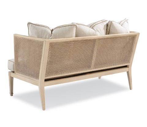 Taylor King Fine Furniture - Ambergris Settee - 7513-02