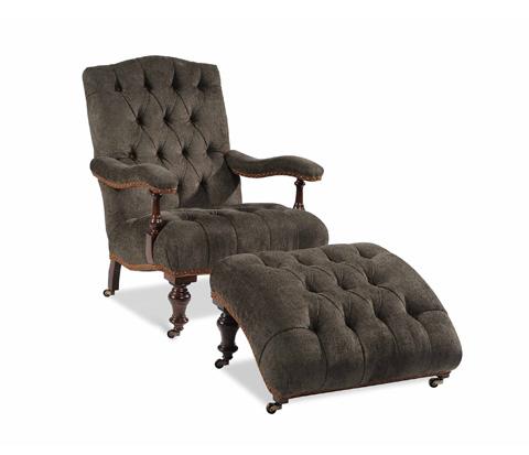 Taylor King Fine Furniture - Finley Ottoman - 7814-00