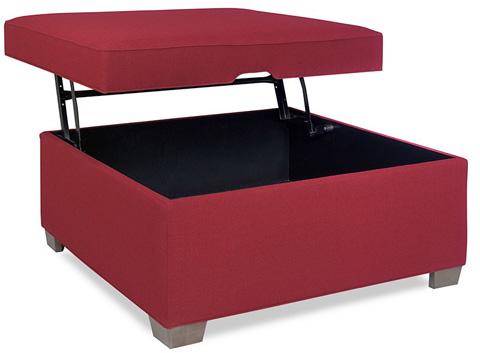 Temple Furniture - Dane Storage Ottoman - 24