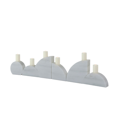 Theodore Alexander - Range Candlestands-Set of Two - 1340-018